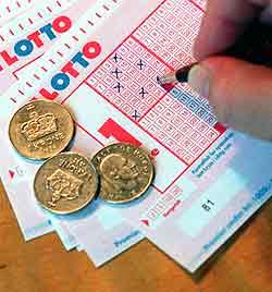 lotto - winning lottery