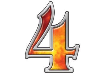 4 - Stuck to 4!!