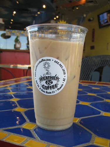 iced coffee - summer or all season?
