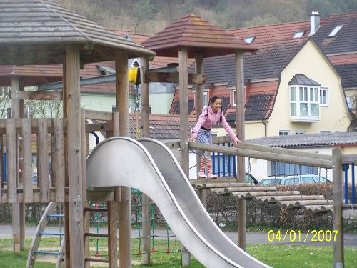 just for fun - playground in germany