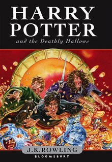 Harry Potter and the Deathly Hallows - The new and final Harry Potter book