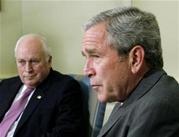 Bush and Cheney - President Bush and Vice President Cheney