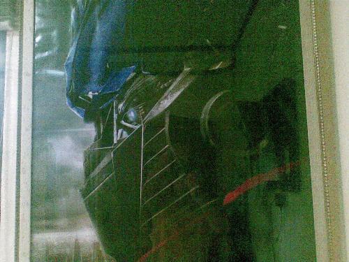 optimus prime - Autobot leader Optimus Prime in the movie the Transformers