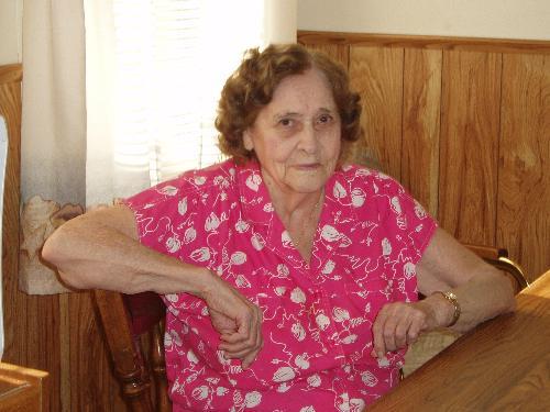 my grandma - a picture of my grandma