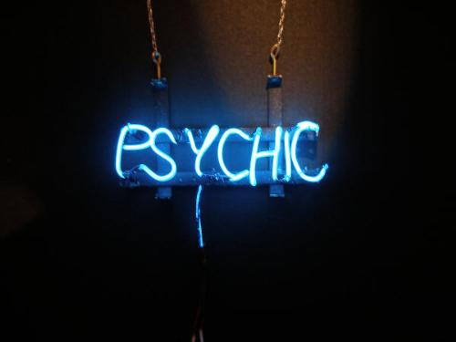 Psychic - Can anyone predict our futures?