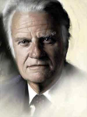 Billy Graham - picture of Billy Graham