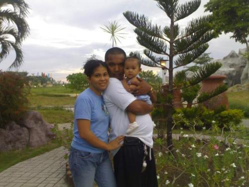 family portrait! - a family picture taken while where going out as family recreation