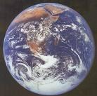 earth - blue planet
