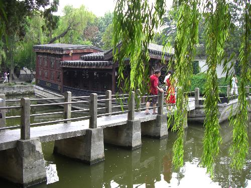 jiangnan - this photo was captured in Nanjing.It is a sample of the view of the area of south of yangzi river.