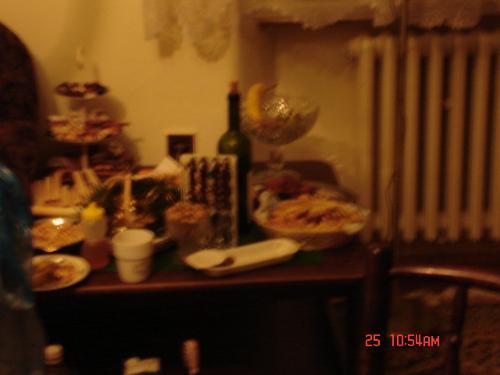 food - food on the table