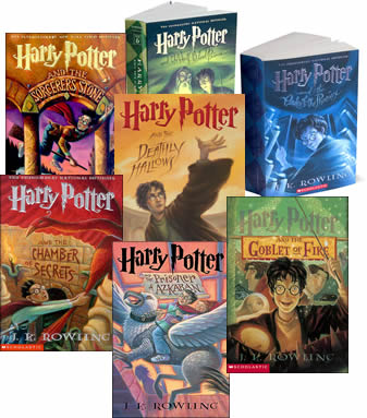 Do you read &/or watch Harry Potter books & films  - Harry Potter books & films.