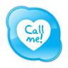 Skype Pic - Call me