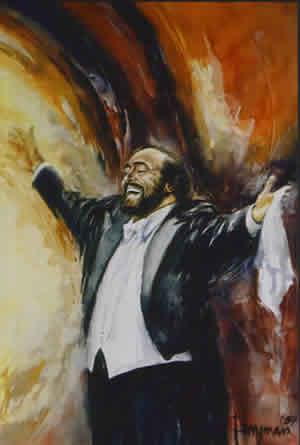 pavarotti - pavarotti photo..