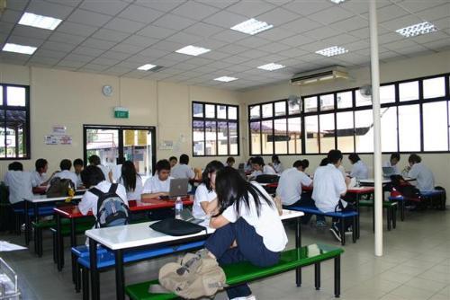 high school - high school class