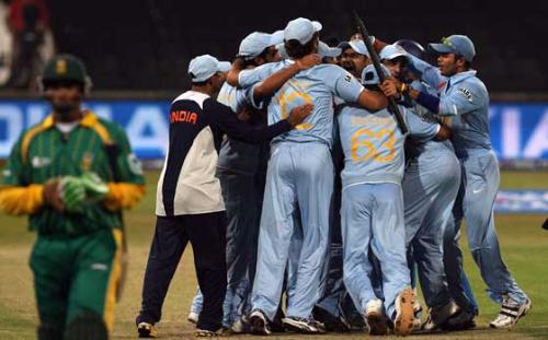 All are well when the ends are well. - All are well when the ends are well.Finally India wins.