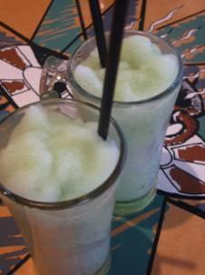 Fruit shake - Delightfully cool drink...a fruit shake