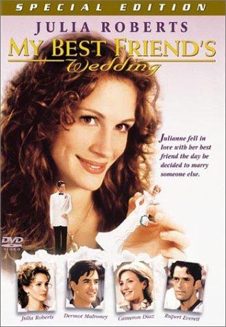 My bestfriend's wedding - Julia robert's film