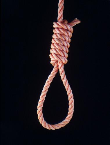 Noose. - Assisted Suicide? Commiting Suicide? Is Suicide a Sin?