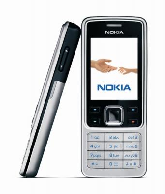 cellphone - this a picture of Nokia 6300 cellphone.