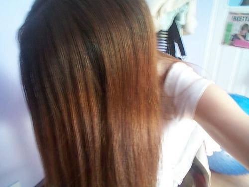 Hair - Hair down