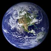 Planet earth - How beautiful bur hoe much polluted!