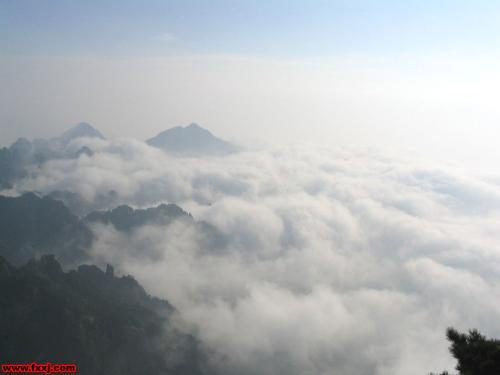 Huangshan - Huanshan ,a beautiful place!