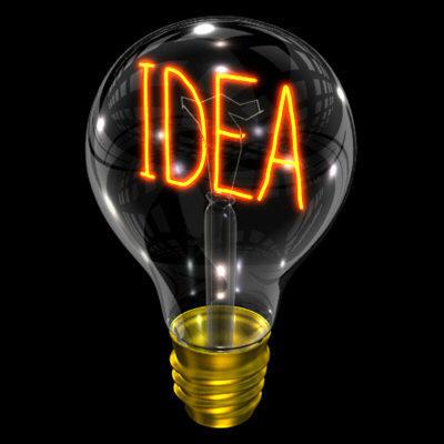 Idea... - Idea....HOw do you get you mylot ideas....