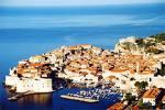 Dubrovnik ,old city in Croatia - Dubrovnik in Croatia