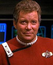 Admiral James T. Kirk - William Shatner as Admiral James T. Kirk