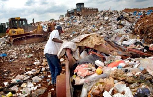 1 Day of Landfill - Everyone should see this picture