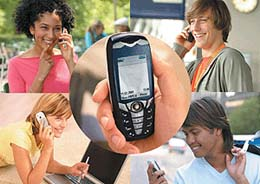 cell phones - get paid from sms