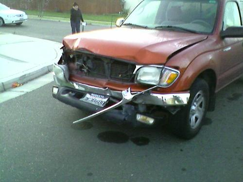 car accident - my car accident
