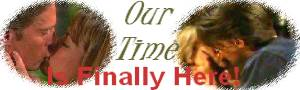 Our Time - Our time banner by me