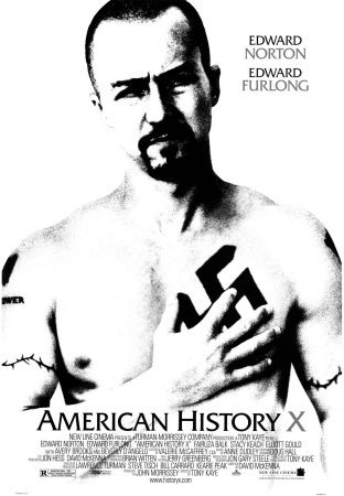 American History X - An alternative poster for the movie, 