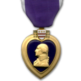 Military Purple Heart - Veterans Day
