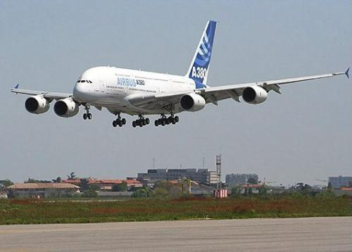 Airbus A380 - The TOP!