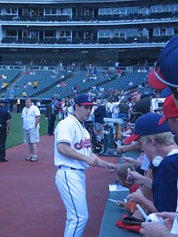 Grady Sizemore - Grady Sizemore of the Cleveland Indians