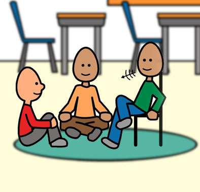Discussions - Sharing and exchanging opinions and ideas are for open-minded people.