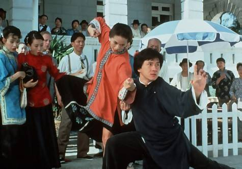 drunken master photo - a photo of jackie chan in his popular movie