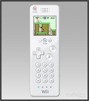 Nintendo wii phone - do you think its possible? Looks cool and I wonder what features it will have. I don't got a wii yet but wow they sure look cool and theres alot of good info about it everywhere.