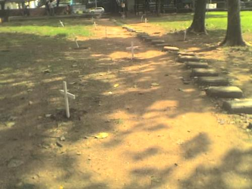 graveyards - graveyards in the campus