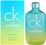 ck one summer - the perfume i like most