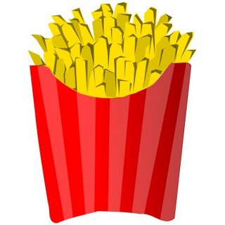 french fries - french fries. yummy