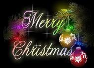 Merry Christmas - Season's greetings