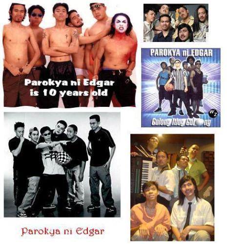 all song of parokya band are my favorites....:) - rock on....:)