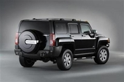 Hummer - 2007 Hummer H3x is seen in this undated handout photo. A Hummer owner in Russia's...