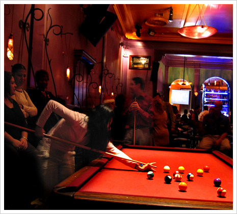 Pool the Ultimate game! - The best and easiest game i have ever played , pool , its a good source of earning too!