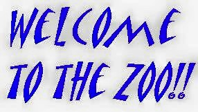 I Need This Sign! - I need a sign that says this: Welcome to the Zoo! My House is always a zoo with up to 8 children at any given time.