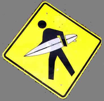 Surf - Surfing. I Like Srufing...... Sr....sr.....