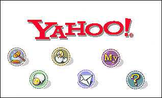 Email - This is an image of the logos from Yahoo and AOL.